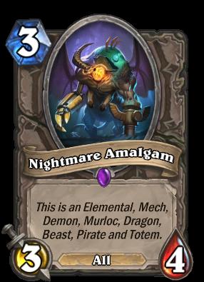 Nightmare Amalgam Card Image