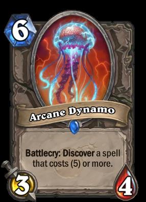 Arcane Dynamo Card Image