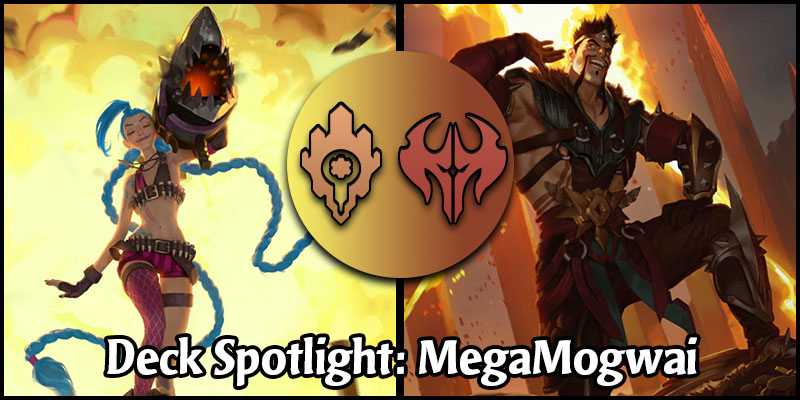 Jinx and Draven Bury Your Opponent Under a Mountain of Cards in This Deck From MegaMogwai