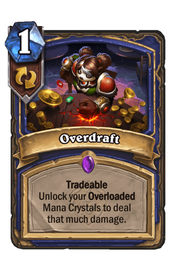 Overdraft Card Image
