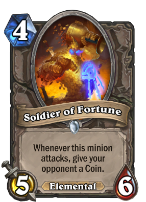 Soldier of Fortune Card Image