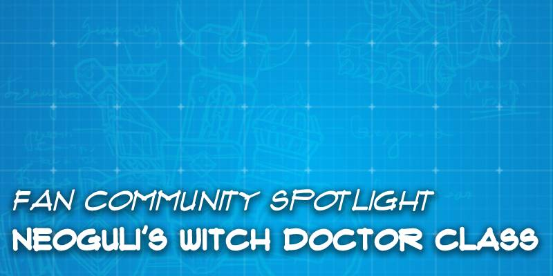 Neoguli's Custom Witch Doctor Class - Hearthstone Fan Community Spotlight