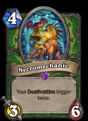 Necromechanic Card Image