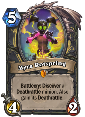 Myra Rotspring Card Image