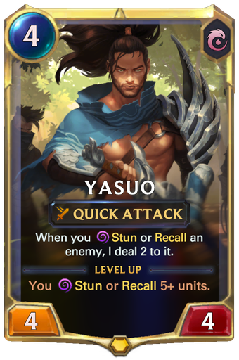 Yasuo Card Image