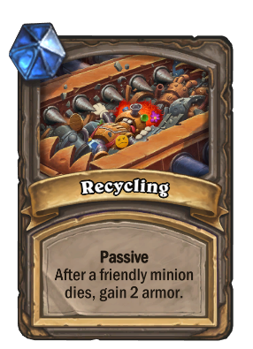 Recycling Card Image