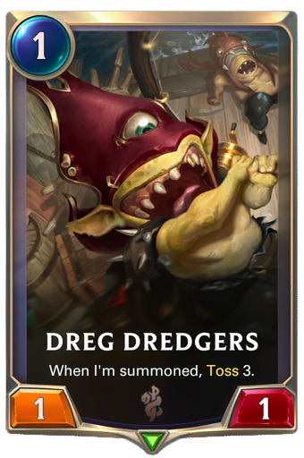Dreg Dredgers Card Image