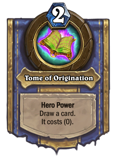 Tome of Origination Card Image