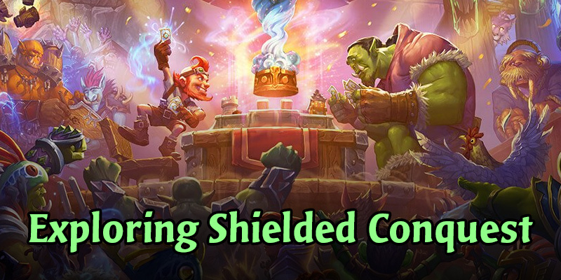 The Shielded Conquest Format - Exploring Different Lineup Strategies