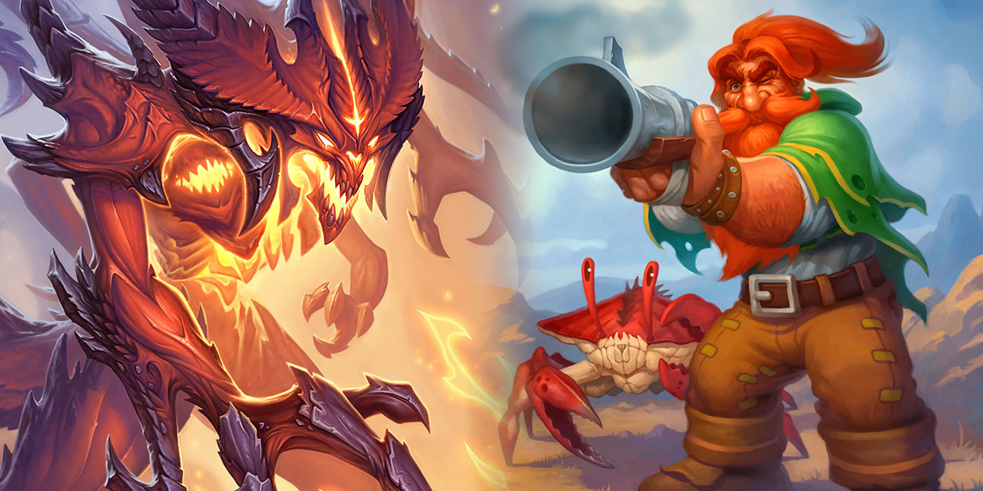 Blizzard Releases the Top Party Compositions and Characters in Hearthstone Mercenaries - The State of High Level PVP