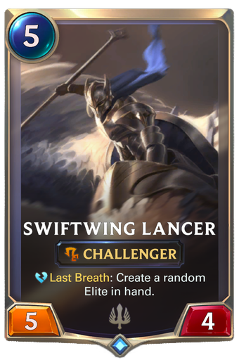 Swiftwing Lancer Card Image