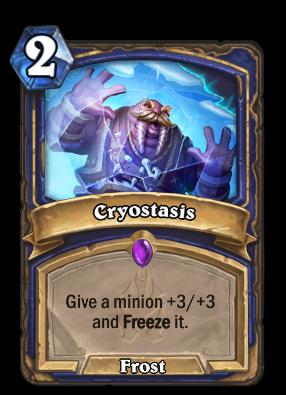 Cryostasis Card Image