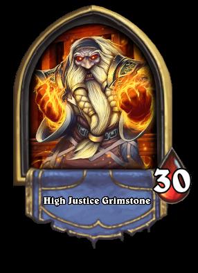 High Justice Grimstone Card Image