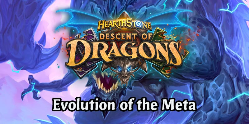 How the Popularity of Decks in the Descent of Dragons Meta has Changed Since Launch