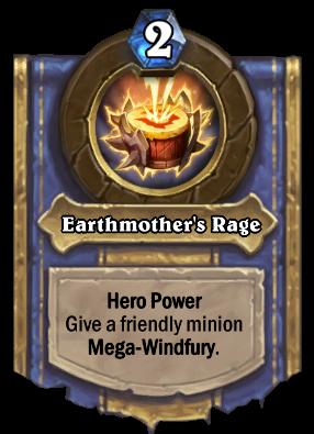 Earthmother's Rage Card Image