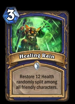 Healing Rain Card Image