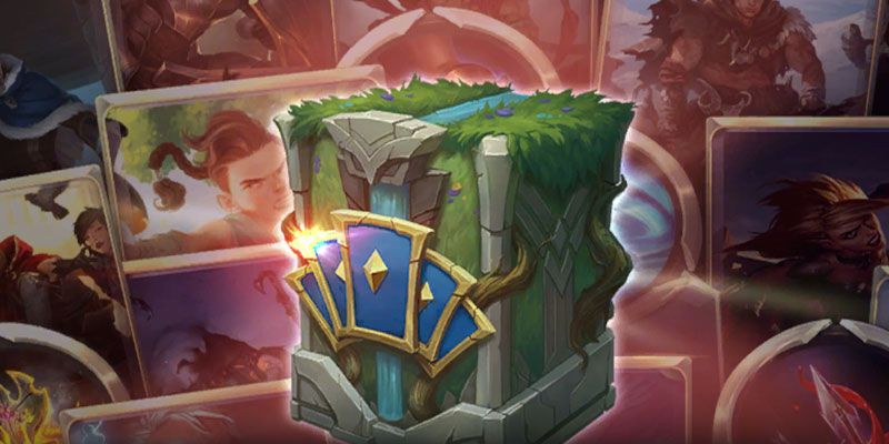The Legends of Runeterra Starter Bundle - What Do You Get For $5?