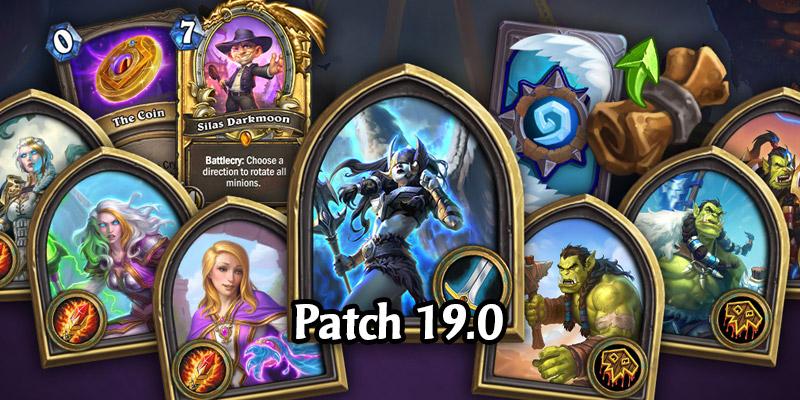 Hearthstone Patch 19.0 - Darkmoon Faire, New Duels Powers, Progression Update, Achievements, Battle Pass