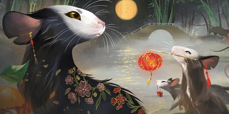 Magic's Secret Lair Returns for Lunar New Year on January 27 - Year of the Rat Drop!