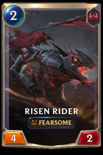 Risen Rider Card Image