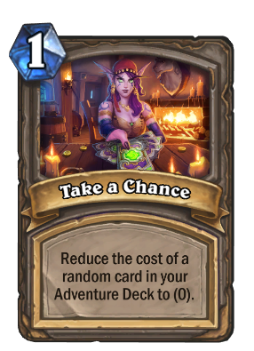 Take a Chance Card Image