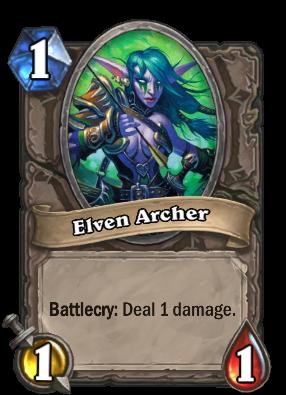 (1) Elven Archer