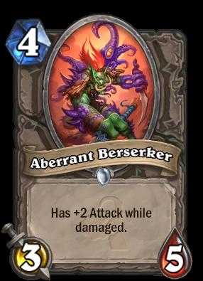 Aberrant Berserker Card Image
