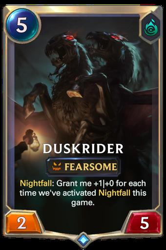 Duskrider Card Image