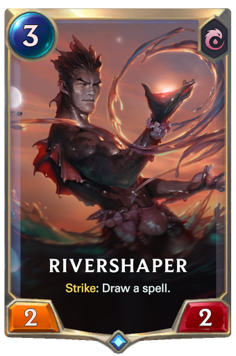 Rivershaper Card Image