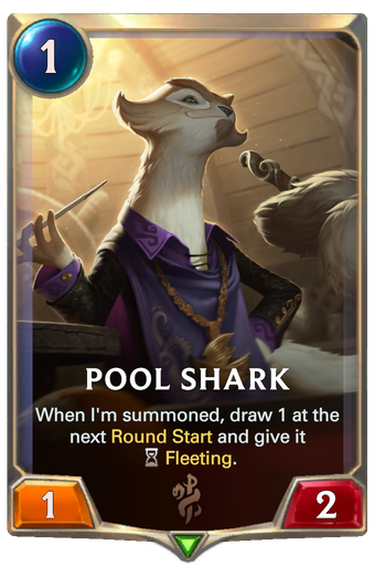 Pool Shark Card Image