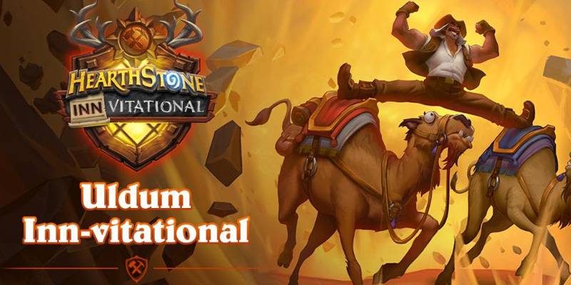 The Uldum Inn-vitational is Today! Here's Everything You Need to Know!