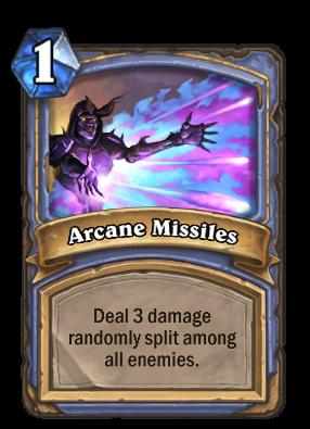 Arcane Missiles Card Image