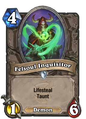 Felsoul Inquisitor Card Image