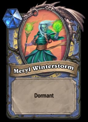 Meryl Winterstorm Card Image