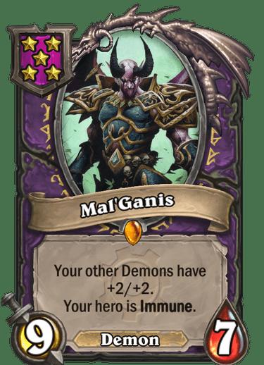 Mal'Ganis Card Image