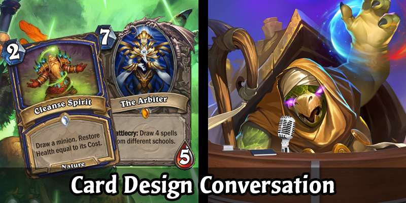 Card Design Conversation - Double In Paradise