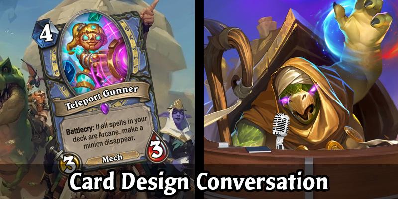 Card Design Conversation - Unique Drops