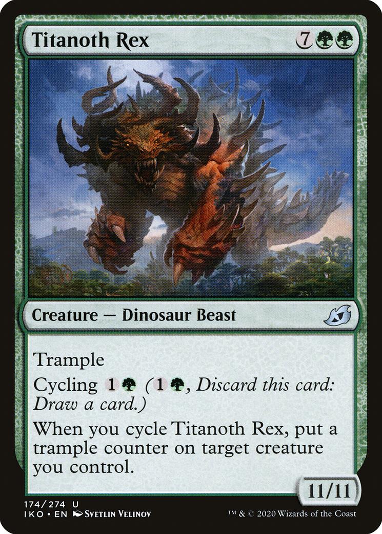 Titanoth Rex Card Image