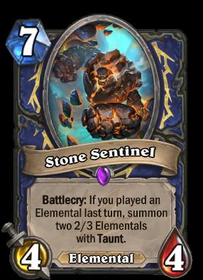 Stone Sentinel Card Image