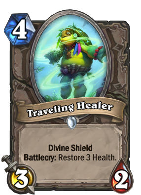 Traveling Healer Card Image
