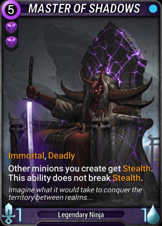 Master of Shadows Card Image