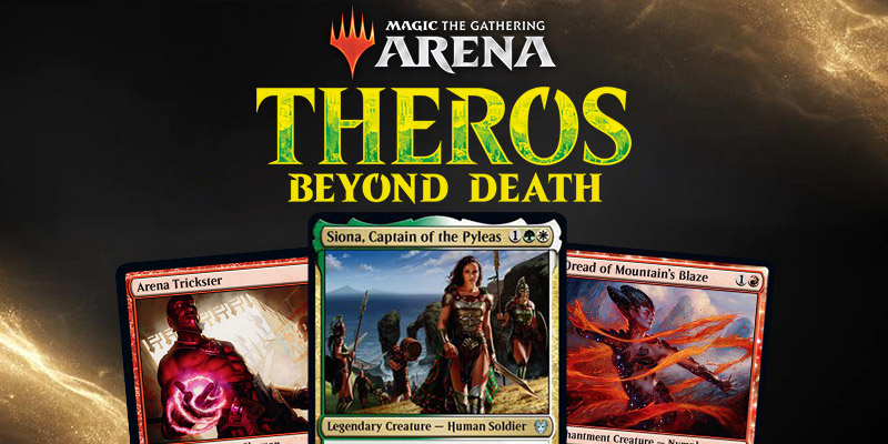 MTG Arena - Theros: Beyond Death Card Spoilers January 5