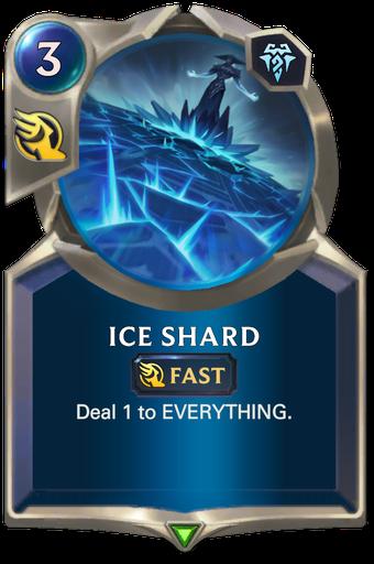 Ice Shard Card Image