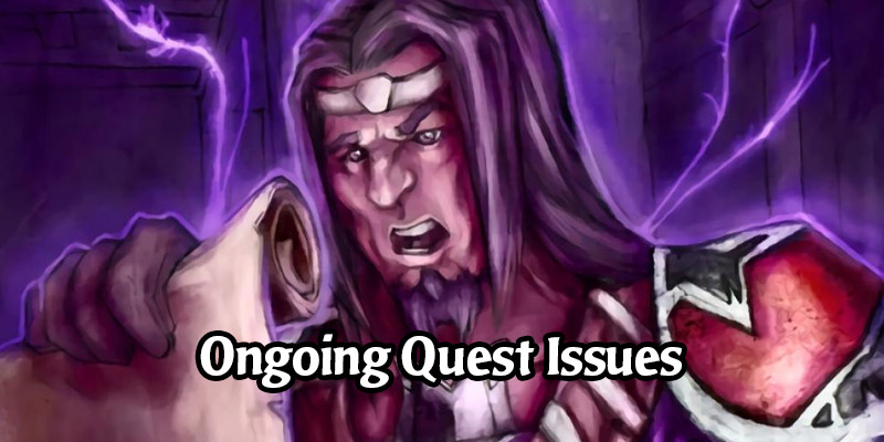 Blizzard is Working on a New Fix For Select Players With Ongoing Quest Issues