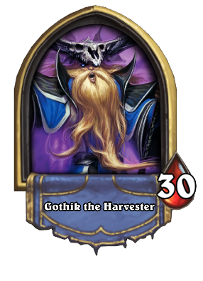 Gothik the Harvester Card Image
