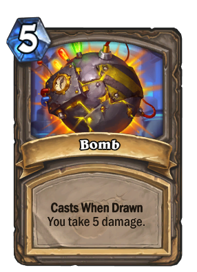Bomb Card Image