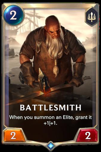 Battlesmith Card Image