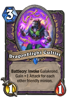 Dragonblight Cultist Card Image