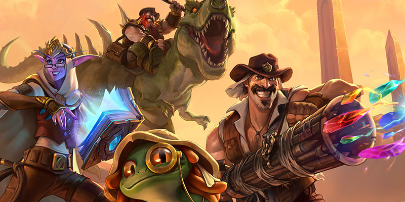 Open Your Uldum Packs Early - Attend or Host a Pre-release Party This Weekend