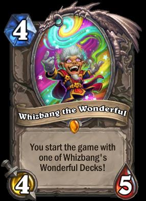 Whizbang the Wonderful Card Image